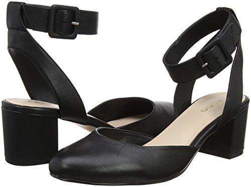 Aldo black Nero Cinturino Donna Jeriesen Con Alla Scarpe Caviglia AwAfqr