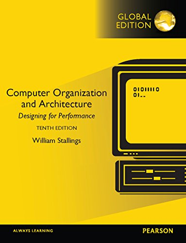 Computer Organization By William Stallings Ebook
