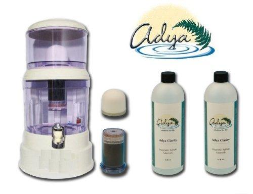 Adya Water Filtration Unit Clarity