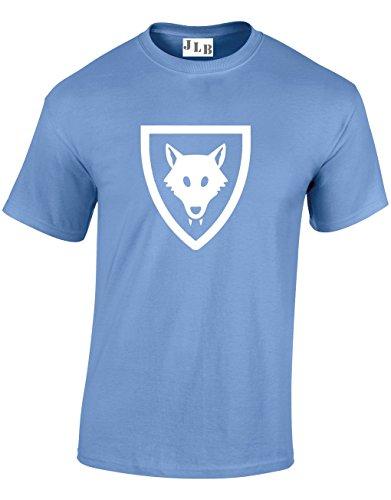Regolare Taglio Jlb T Of Wolfpack Print Per Arms Top Mattoni Coat Carolina Uomini Blu Ispirati Ottima Qualita shirt Con E Ragazzi OOq68ntr5