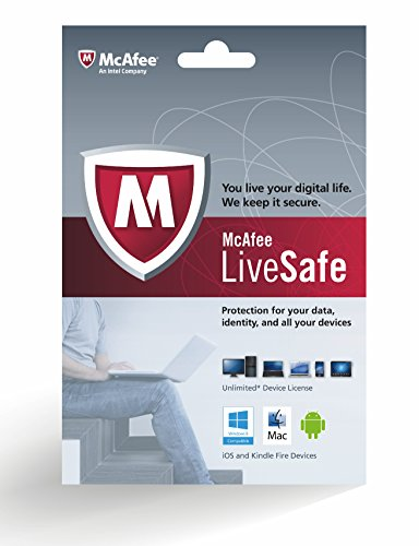 McAfee LiveSafe [Online Code] by McAfee