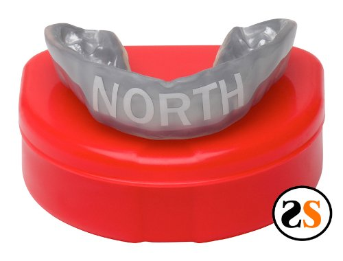 North High School Custom Mouthguard by SportingSmiles