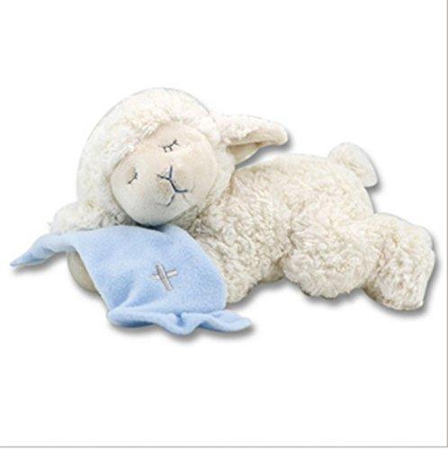 Praying Lamb (Blue Praying Lamb Plush)