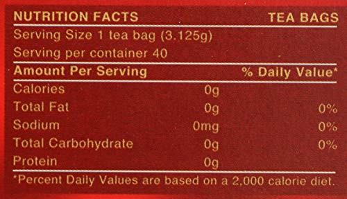 Barrys Gold Blend Tea Bags, 80 Count, 8.8 Ounce (Pack of 6) by Barry's Tea (Image #1)