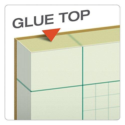 tops engineering computation pad  8 2 u0026quot  x 11 u0026quot   glue top