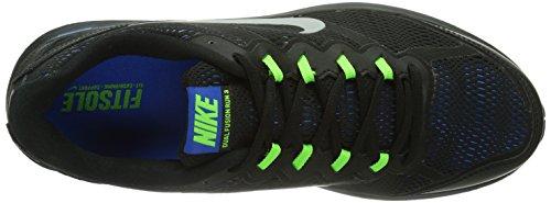 Nike Mens Dual Fusion Run 3 Running Shoes Black ZcJbii