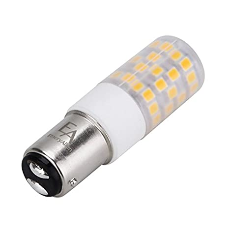 emeryallen 3,5 W Bombilla LED en miniatura – doble Contact BA15d bayoneta Base,