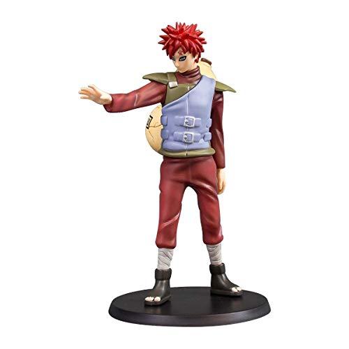 Action Figure Gaara Standing Characters - Naruto Tsume Arts Gaara Standing Characters Naruto Colorido