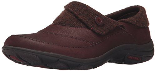 Merrell Women's Dassie Fold Moc Shoes, Andorra, 6 M US by Merrell