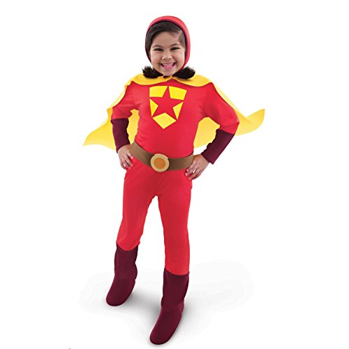 Wilton Child Word Girl Costume -