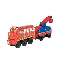 Chuggington Wooden Railway Wilson Chug Patrol Baby Toy