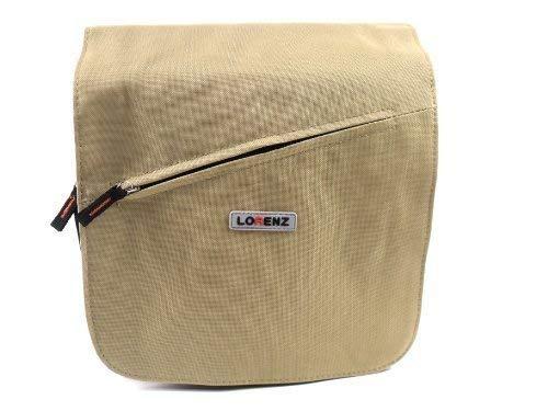 negro 2574 Beige accesorios UNISEX para COLLEGE caqui bolsa lona de escolares NEW en mochilas bolso de estudiante de con de bandolera color verde qwWxqUtB1