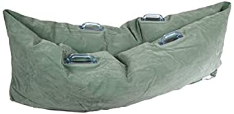 """Abilitations Inflatable Green Pea Pod Child Calming Station, 42"""" Junior Size inflates to 48"""""""