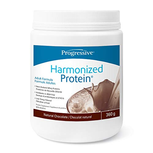 Progressive Harmonized Whey Protein Powder Supplement - Chocolate flavour, 360 g