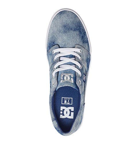 W Comics Women's Low Se DC Top Denim Tonik Sneakers 4qBwdBE