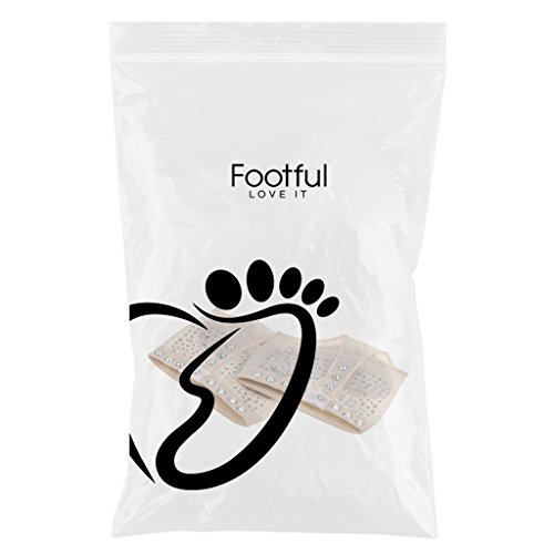 MagiDeal Women Belly Ballet Dancing Socks Foot Thongs Forefoot Protection Soles Paws Pads vXGA1pT