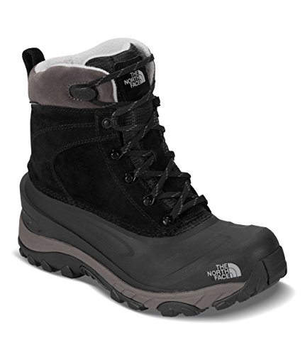 The North Face Chilkat III Boot - Men's TNF Black/Dark Gull Grey, 11.5
