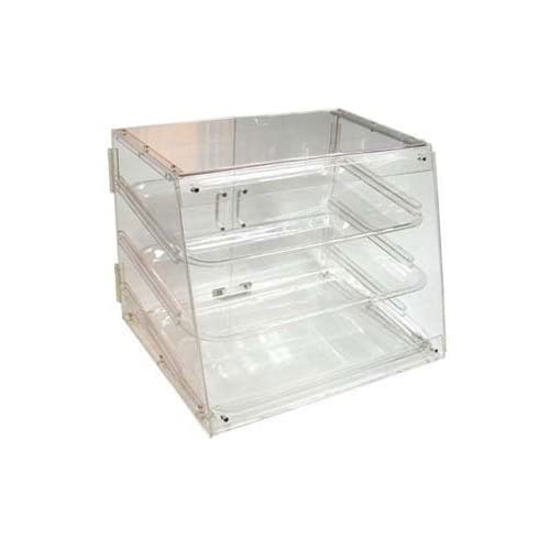 Image of Winco ADC-3 3-Tier Pastry Display Case, Acrylic Home and Kitchen