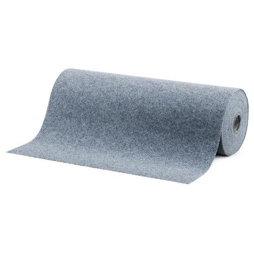 Rasenteppich / Kunstrasen Farbwunder Royal - Zuschnitt nach Maß - grau - 200x100cm