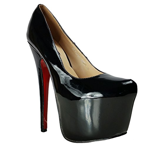 Noir Escarpins femme Toocool Nero pour xwYtOy1Uqa