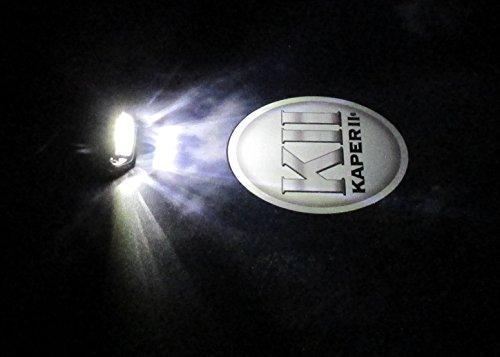 Kaper II L10-0001 White LED License Plate Light by Kaper II (Image #3)