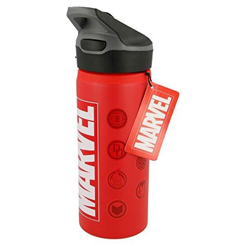 Marvel premium aluminium bottle