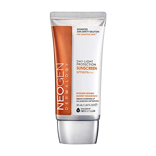 - Neogen Dermalogy Day-Light Protection Sun Screen 50ml/1.65FL.OZ. SPF50/PA+++ Intensive Defense Against UVA/UVB Rays