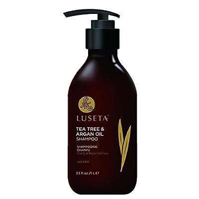 Luseta Beauty Tea Tree & Argan Oil Detangling Shampoo (various sizes)