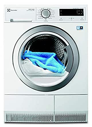 ELECTROLUX DRYER 9KG, HEAT-PUMP TECHNOLOGY, EDH3497TDW