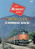 Milwaukee Road Combo Volumes 1 2 and 3 [DVD]