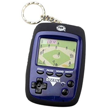 Amazon.com: Excalibur fx-ks103-cs Fox Llavero de béisbol ...