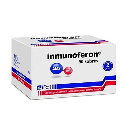 Inmuniferon 90 sobres.
