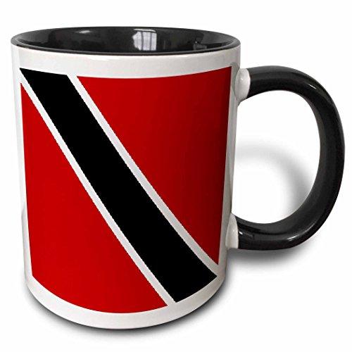 3dRose 31595_4 Trinidad and Tobago Flag