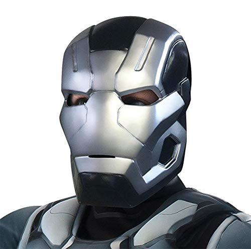 Rubie's Costume Co Men's Captain America: Civil War Machine Mask, Multi, One Size]()