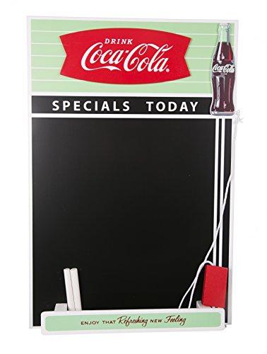 Retro Coca Cola Fishtail Design Chalkboard