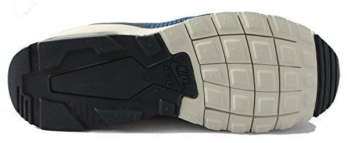 Nike Air Max Motion Basse Cross Formateur Obsidienne / Obsidienne-gym Bleu