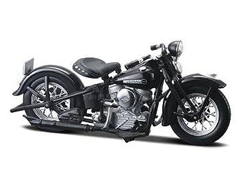 Maisto Harley Davidson 1948 FL Panhead 1:18 Maqueta de motos ...