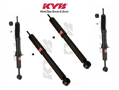 (KYB KIT 4 FRONT & REAR shocks / struts 2003 - 09 TOYOTA 4-Runner)