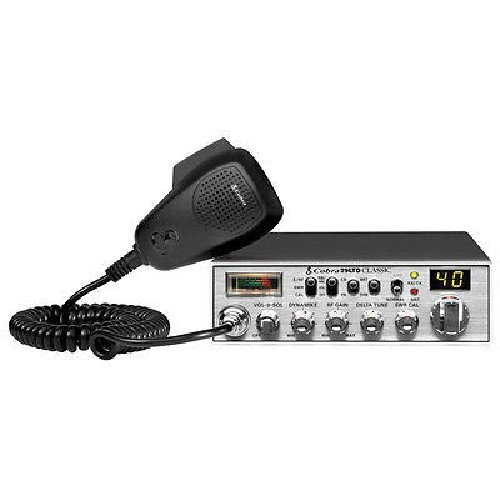 Cobra 29LTD Classic 40-Channel CB Radio 29LTDRP Refurbished