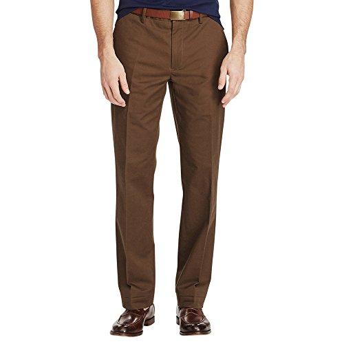 Vintage Twill Flat Front Pants - 4