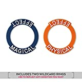 DND Miniatures Condition Markers - 96 Rings to