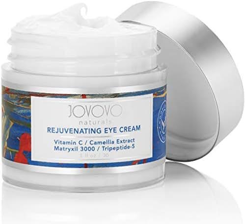 Eye Care Cream with Eye Treatment and Organic Anti-Aging Formula