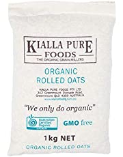 Kialla Pure Foods Rolled Oats Calico, 1 kg