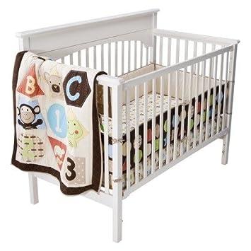 Amazoncom Circo ABC Pc Crib Bedding Set Baby - Circo comic bedding set