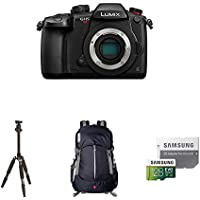 PANASONIC LUMIX GH5s Body C4K Mirrorless Travel Bundle