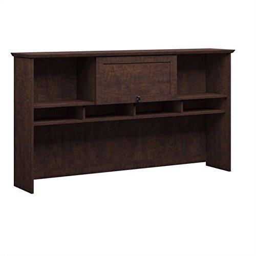 Buena Vista 60W Hutch by Bush Furniture