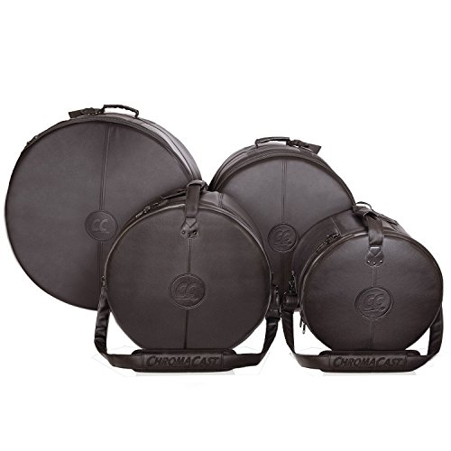 5. ChromaCast Pro Series 4-Piece Drum Bag