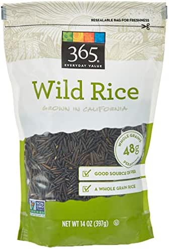 Rice: 365 Everyday Value Wild Rice