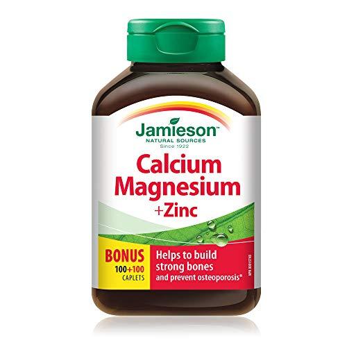 Price comparison product image Jamieson Calcium Magnesium + Zinc