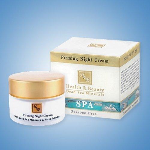 Health & Beauty Dead Sea Minerals Firming Night Cream